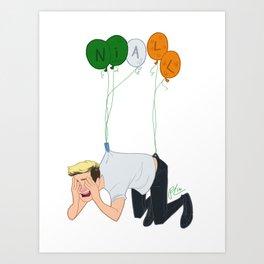 Niall Day Art Print