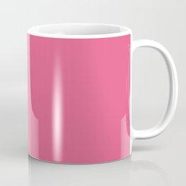 Solid Color - Pantone Hot Pink 17-1937 Coffee Mug