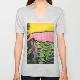 Place of Rarest Beauty Unisex V-Neck