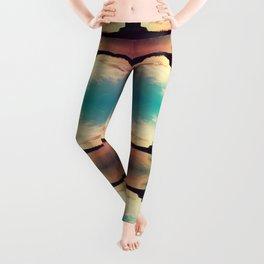 Istanbul Gradient Colors Leggings