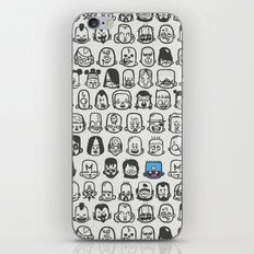 Personality iPhone Skin