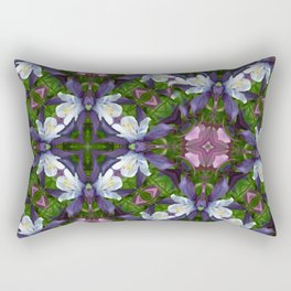Bartram's Blossom Rectangular Pillow