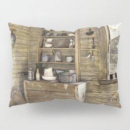 Old kitchen in Louisiana Pillow Sham