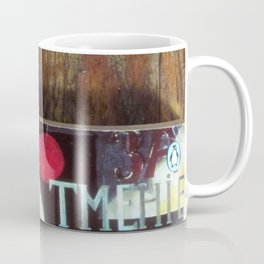 The Art of Reading Coffee Mug