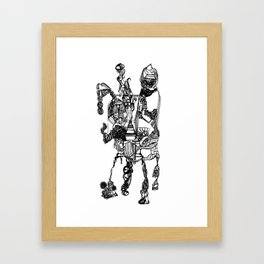 """"""" M.M.O.H"""" ( or moe) Framed Art Print"""