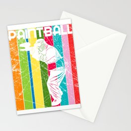 Paintball T-shirt Design For Unique Sport Lover Shooting Shoot Shooter Color Paints Colors Colorful Stationery Cards