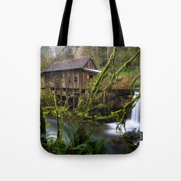 Cedar Creek Grist Mill Tote Bag