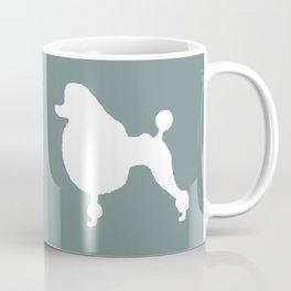 Poodle Blue | Dogs Coffee Mug