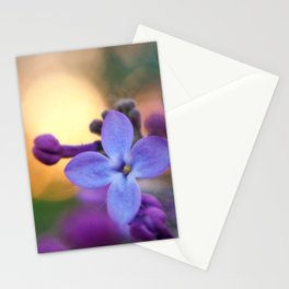 I see fire. Stationery Cards