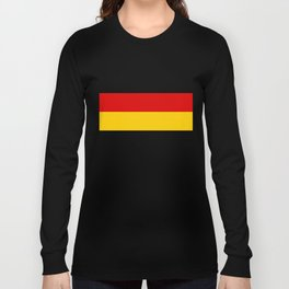 National flag of Germany Long Sleeve T-shirt