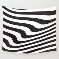 lsd Wall Tapestries featuring Wave III by fly fly away