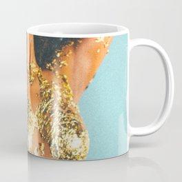 Beauty foster - skin and gold Coffee Mug