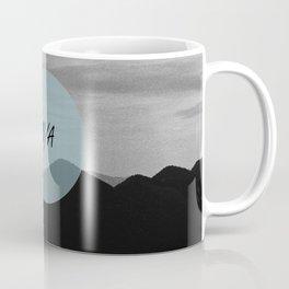 Fine mountains lines - #N/A Coffee Mug