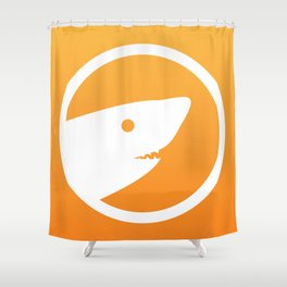 The Shark Shower Curtain