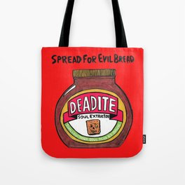 Deadite: The Evil Spread Tote Bag
