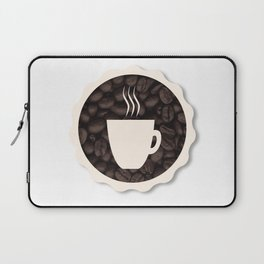 Fresh Coffee Laptop Sleeve