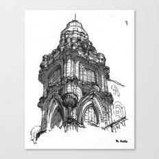 Pasaje Barolo Canvas Print