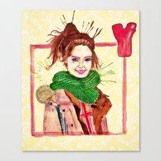 Yoona Canvas Print