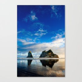 Wharariki Beach Canvas Print