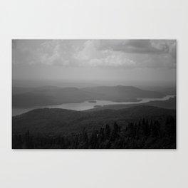 Mont-Tremblant, Canada Canvas Print