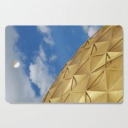 Oklahoman Gold Dome Cutting Board