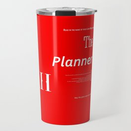 The Planner Travel Mug