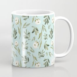 Minted Cotton Coffee Mug