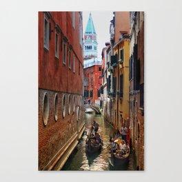 Venezia - Venice Canvas Print