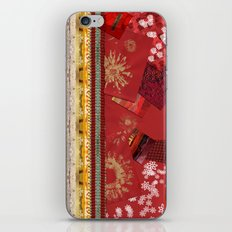 Do you have something in red? iPhone & iPod Skin