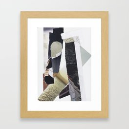 Vertical Horizon Framed Art Print