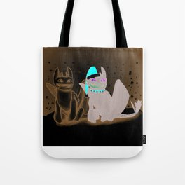 Do you want to build a Toothless? Tote Bag
