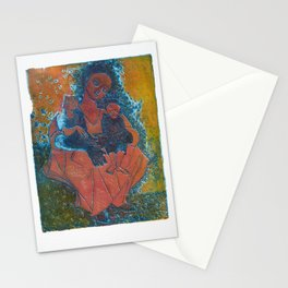 Untitled (mother and children), 1994 Stationery Cards