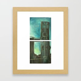 Onward to Omaha #01 Framed Art Print