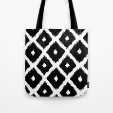 Black and White decor Tote Bag