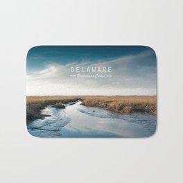Delaware. Bath Mat