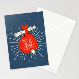 Such A Fool Stationery Cards