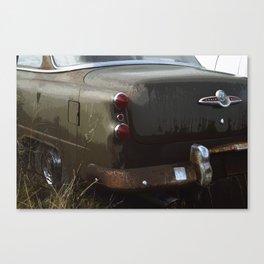Vintage Old Buick Canvas Print