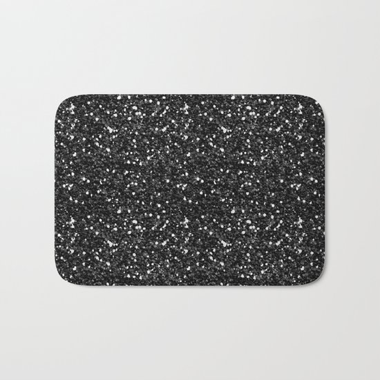 Black Diamond 01 Bath Mat