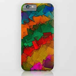 use colors in your home -53- iPhone Case