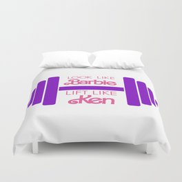 Barbie Duvet Cover