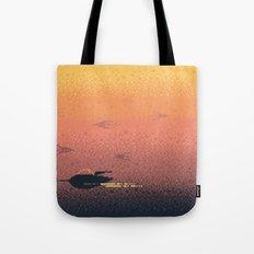 VENUS Space Tourism Travel Poster Tote Bag