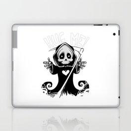 Cute Grim Reaper - Baby Death Wants a Hug! Laptop & iPad Skin