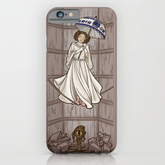 Leia's Corruptible Mortal State iPhone & iPod Case