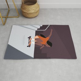 Skate Girls Series Rug