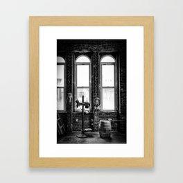 Mash and Barrel Framed Art Print