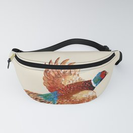 male pheasant Fanny Pack