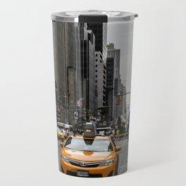 5th Ave., NYC Travel Mug
