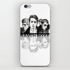 The Raven Boys iPhone Skin