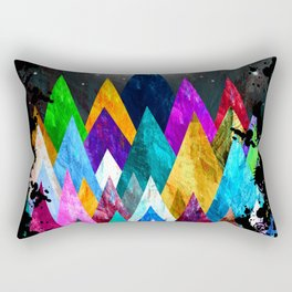 Wolf T11 Rectangular Pillow
