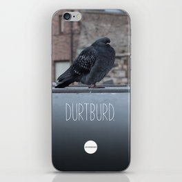 DurtBurd iPhone Skin